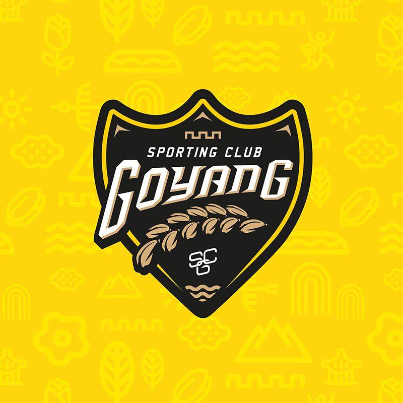 SPORTING CLUB GOYANG EMBLEM on Behance