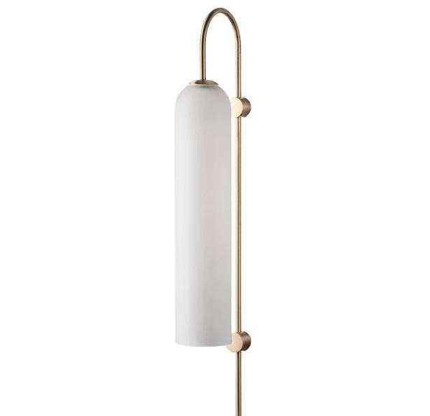Photo of Neue Luxus Wand Kupfer Blass Nordic Massiv Messing Wandleuchte Badezimmerleuchten Vanity Lighting Mid Century E26 Lampenfuß