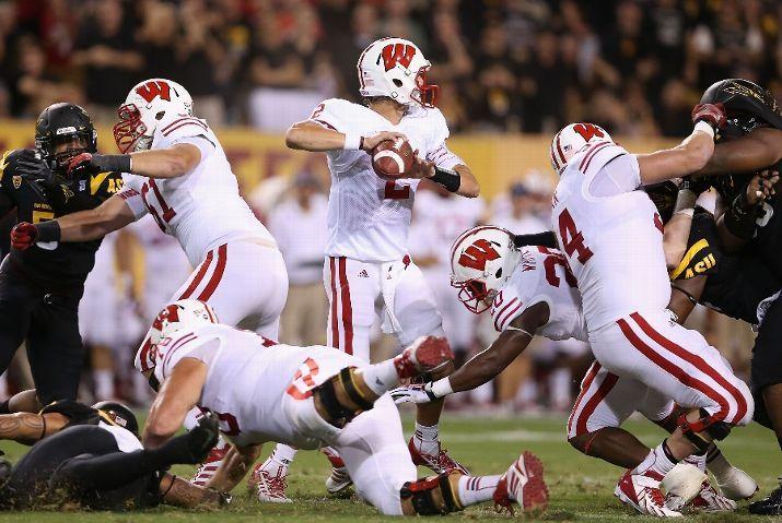 Wisconsin Football - Badgers Photos - ESPN   Wisconsin ...