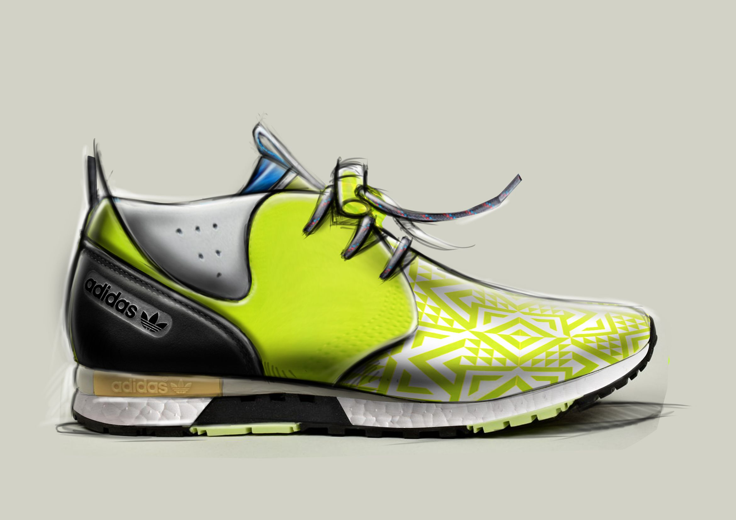 Sneaker sketches on Behance | Shoes Design Inspiration | Pinterest |  Sketches, Behance and Design inspiration