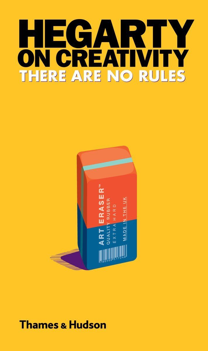 Hegarty On Creativity There Are No Rules Amazon Co Uk John