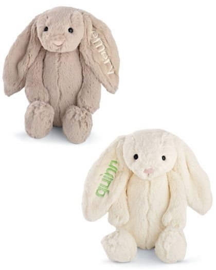 Jelly cat bunnies make the cutest easter baby gifts for everyone jelly cat bunnies make the cutest easter baby gifts for everyone on your list negle Choice Image