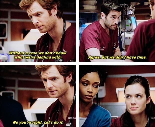 Connor & Will - 1x13