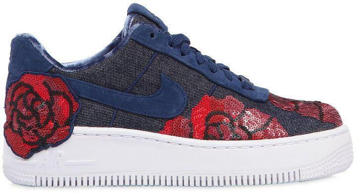 nike air force 1 upstep lux. adoro queste scarpe, soprattutto