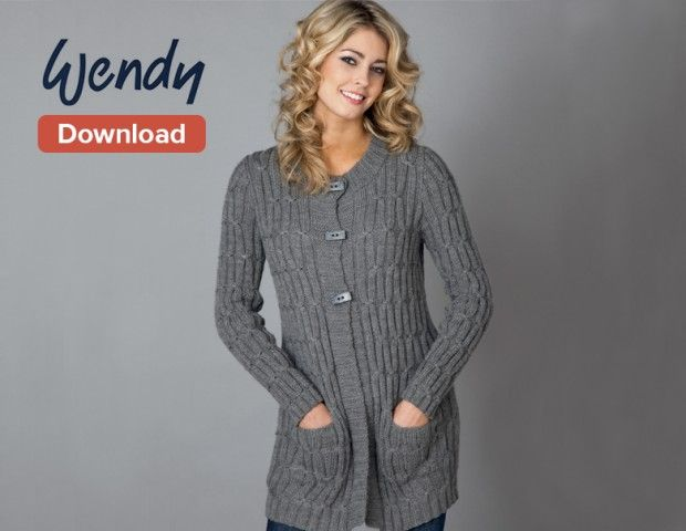 Free Wendy Cardigan Pattern Patterns Blog And Free