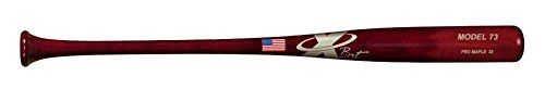 X Bats Pro Model 73 33 5 Inch Wood Baseball Bat Maple Red Mahogany Finish Bbcor Certified Review Baseball Running Shoe Reviews Best Trail Running Shoes