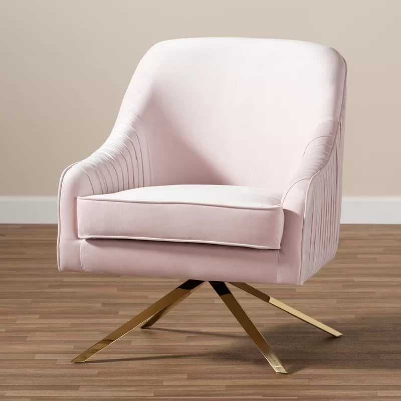Gracie Lounge Chair in 2020 (With images) Velvet lounge