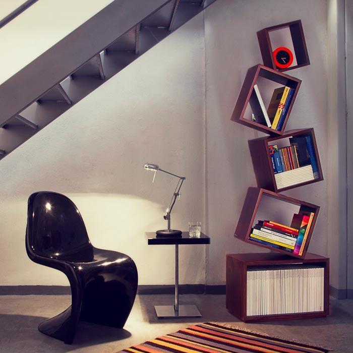 Mountain Pose Balancing Block Shelf Designed By Malagana 929