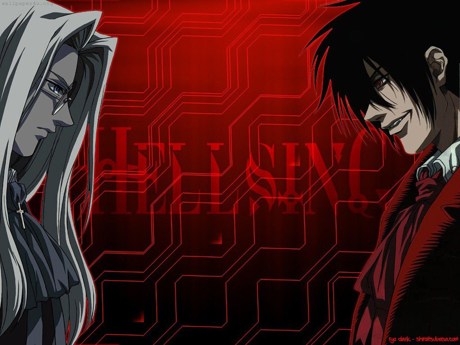 Images For Gt Hellsing Ultimate Integra Hellsing Alucard Full Hd Wallpaper