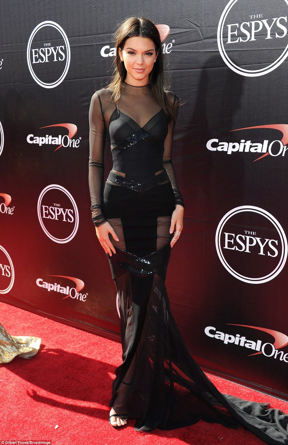589017d99b9 ESPY Awards 2015 - Kendall Jenner in Alexandre Vauthier Haute Couture -  July 15