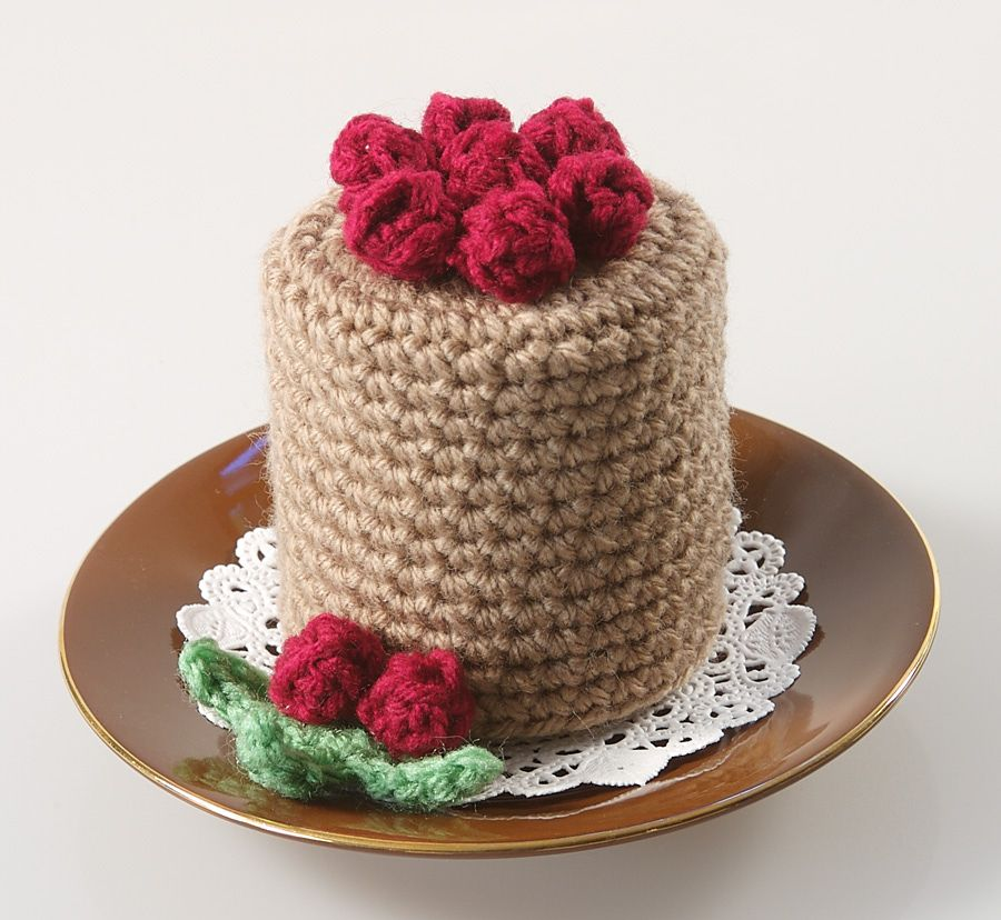 Ravelry: Chocolate Sweets and Treats by Carolyn Christmas