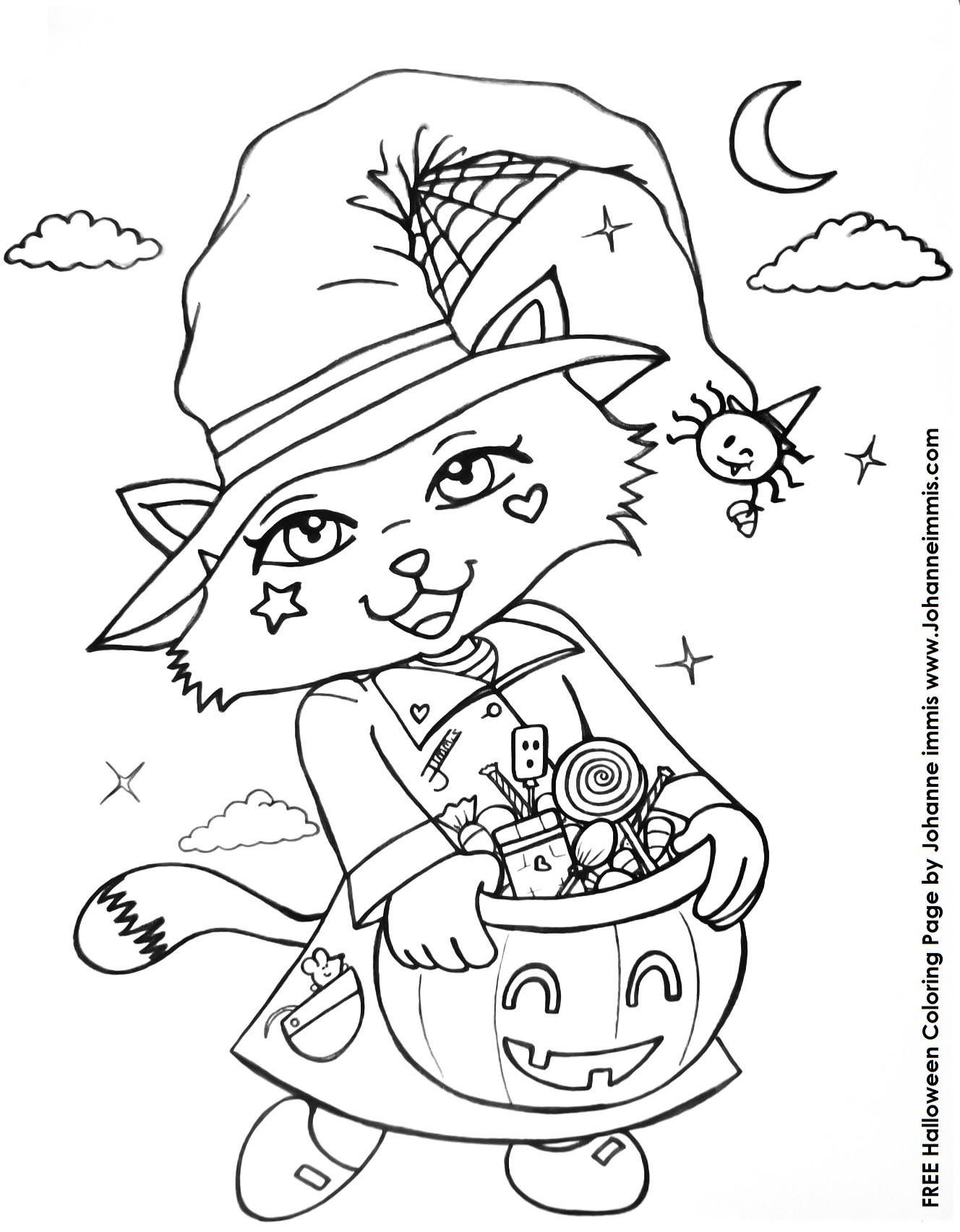 Pin by Gayle Larson on Pages to Color Pinterest Cat coloring