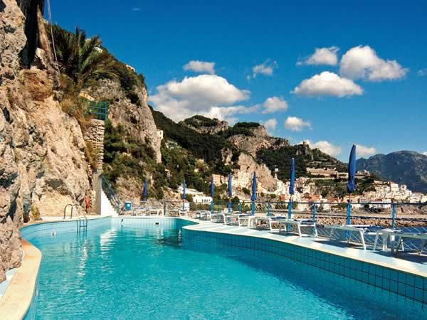 Hotel Lidomare Best Places To Stay On The Amalfi Coast