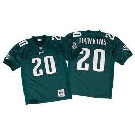 Brian Dawkins br 1996 Authentic Jersey br Philadelphia Eagles ... 96f85f80e