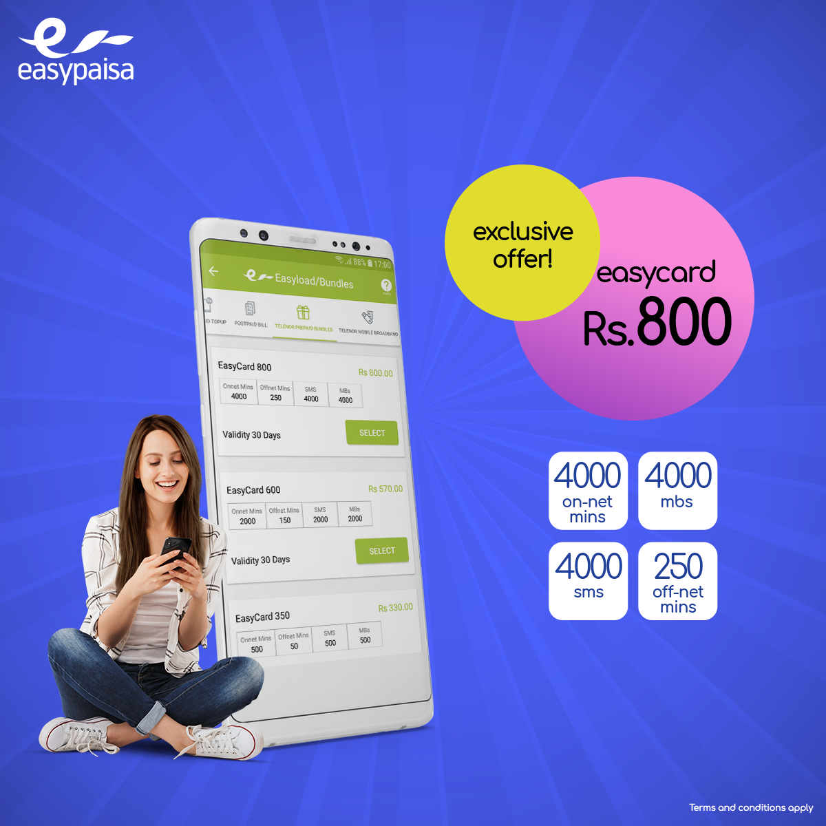 Telenor Easy Card 4 In 2021 Simple Cards Cards Technology Solutions