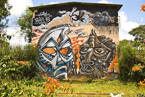 Image result for street art nairobi