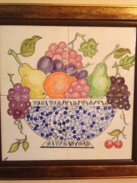 çini Meyve Tabağı Tablo 2019 Tablolar Meyve Ve Sanat Desen