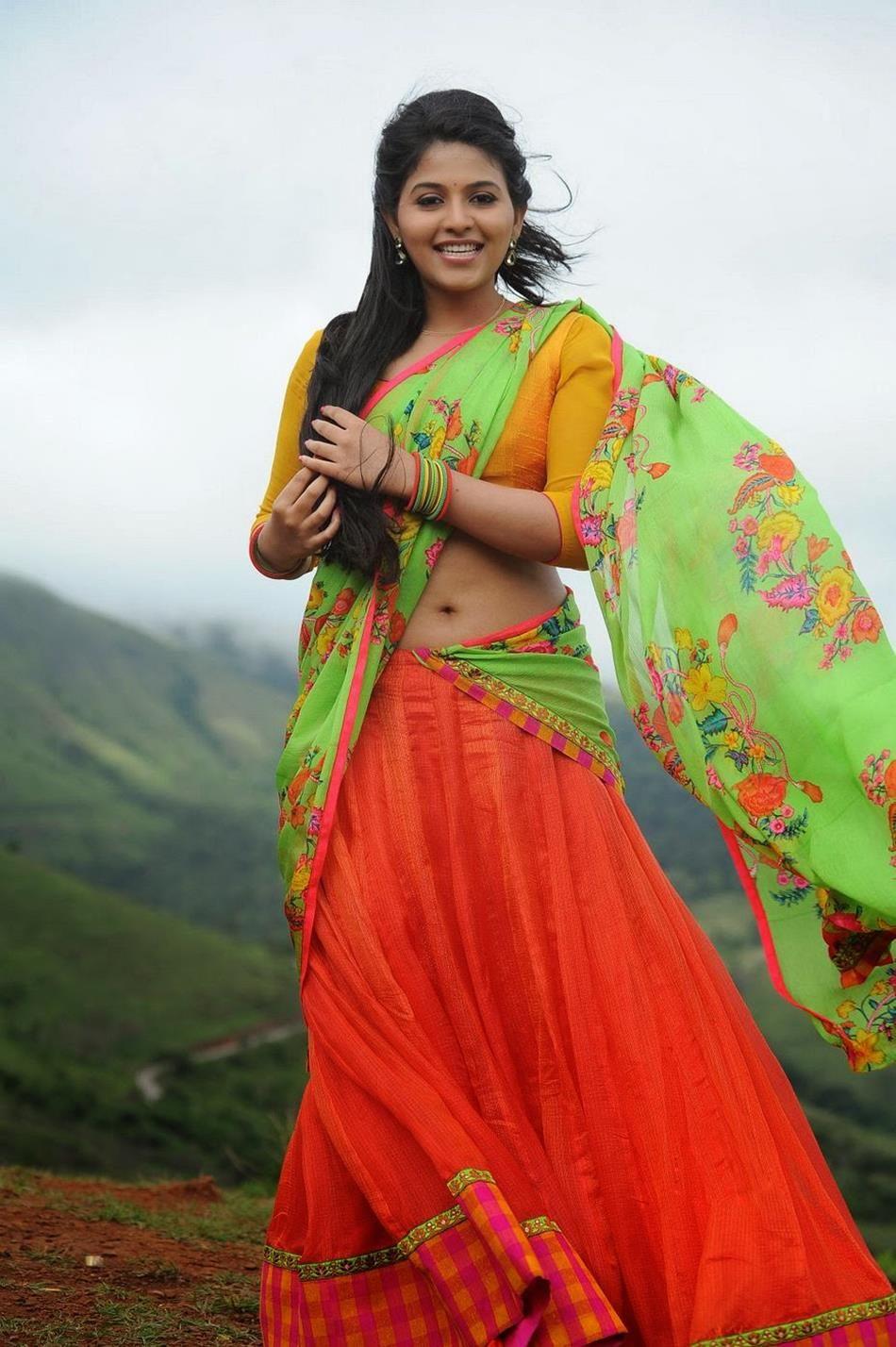 anjali saree Actress