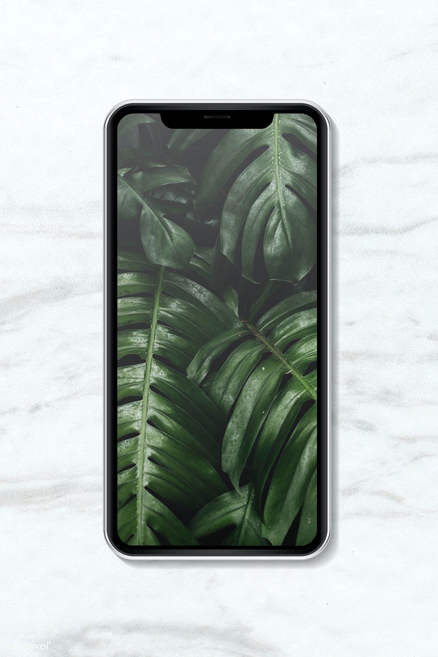Download premium psd of Blank smartphone screen mockup