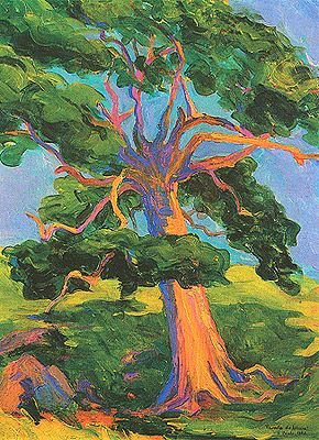 Tarsila Do Amaral Art Nature Art Painting