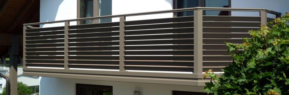 Balkonverkleidung & Balkongeländer (mit Bildern