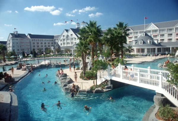 Stormalong Bay At Disney S Beach Club Resort