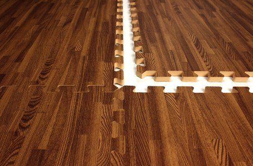 48 sqft orange interlocking foam floor puzzle tiles mat puzzle mat flooring