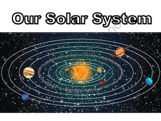 Solar System | NASA Space Place – NASA Science for Kids