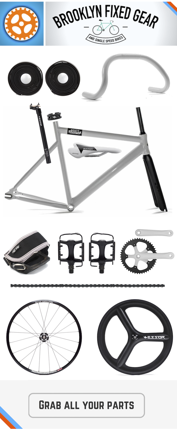 Build Your Own | Speed bike, Bike frame and Fixie