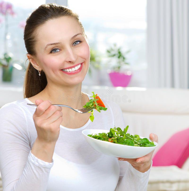 Image result for salad eating girl,nari