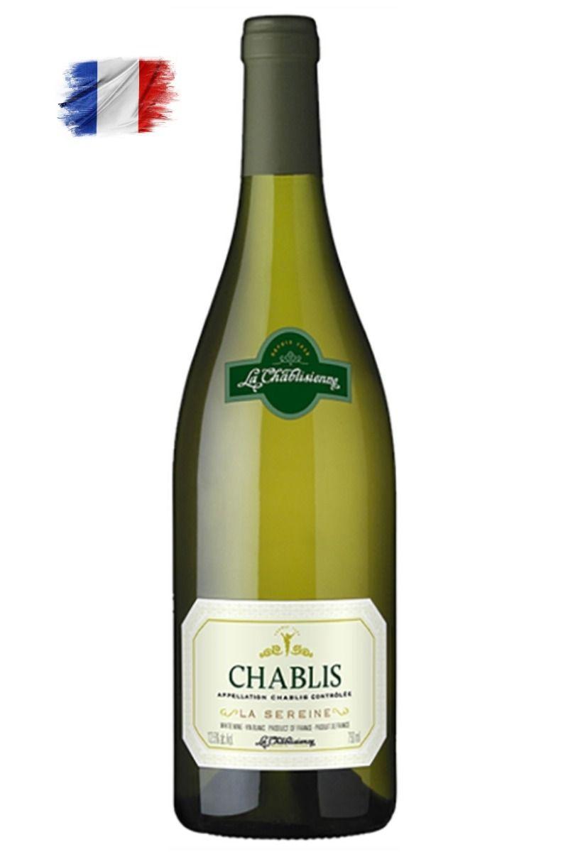 Chablis La Chablisienne La Sereine Distribuidora De Vinos Vinos
