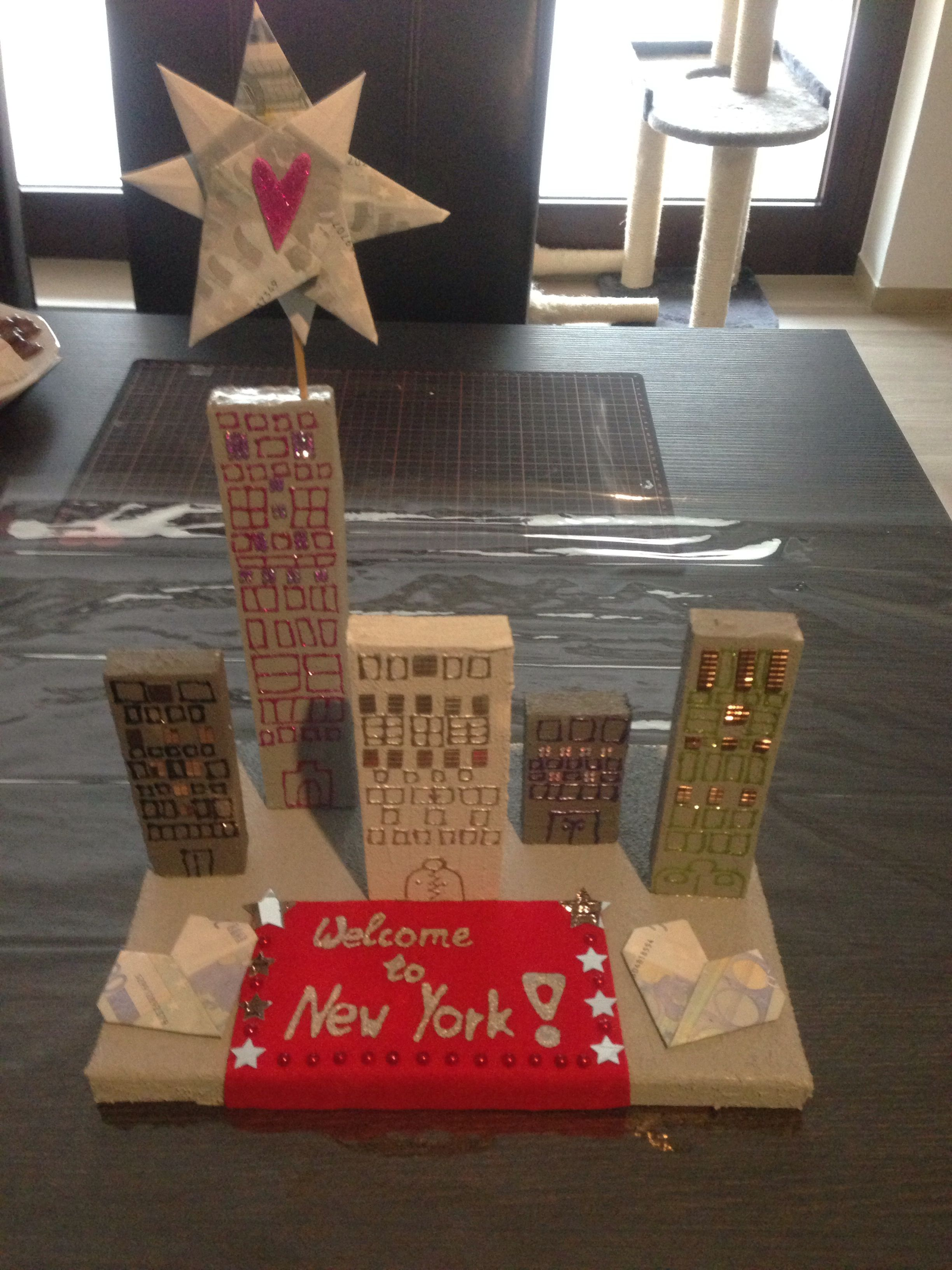 Luxurypimp Geldgeschenk Thema New York Luxurypimp Geschenke
