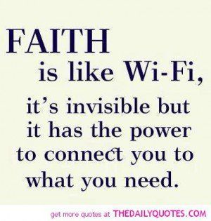 Funny Quotes And Sayings Faith. QuotesGram | Projects to Try