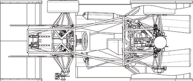 race car tube space frame plans