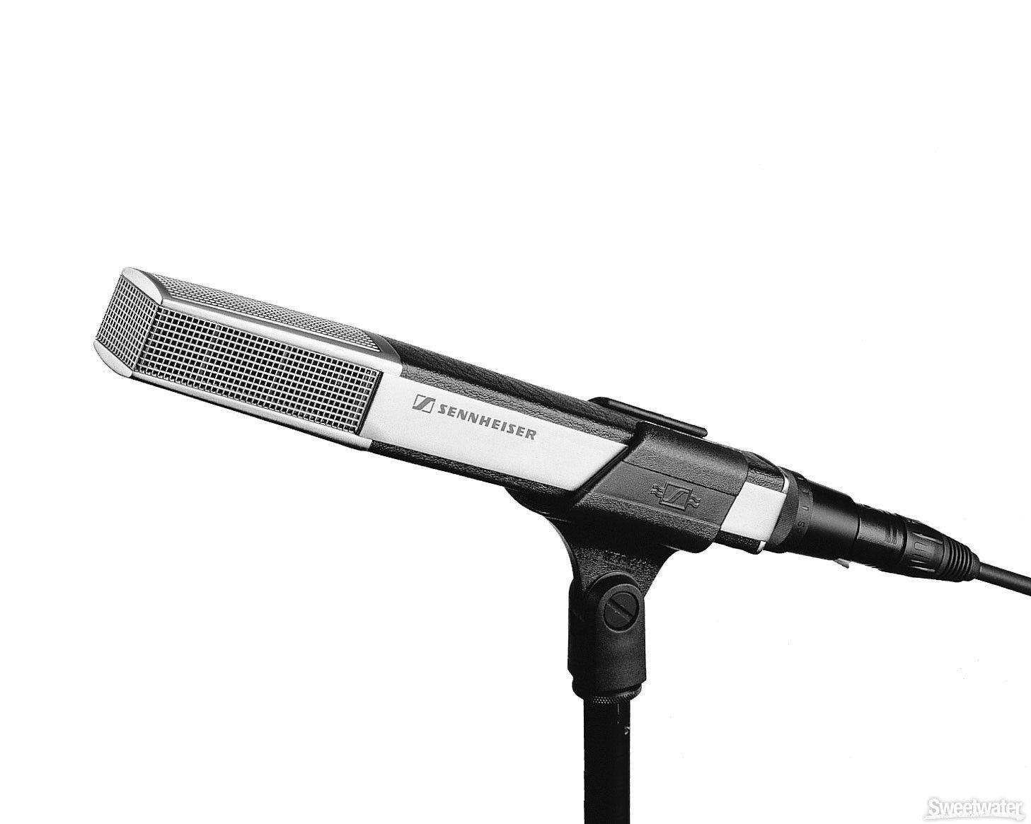 Sennheiser Md 441u Supercardioid Dynamic Microphone Sennheiser Microphone Microphones