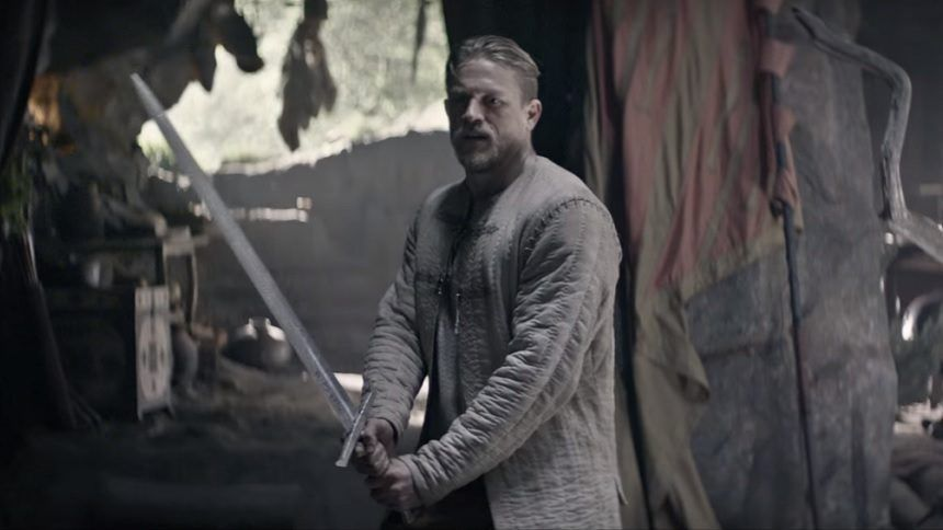 Watch King Arthur Legend Of The Sword 2017 Full Movie Online