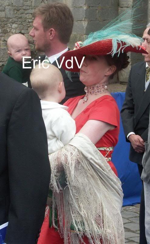 Kildine de Sambucy de Sorgue, daughter of Princess Chantal