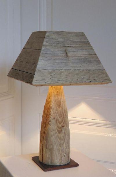 BoisBois Elke Und PausLampes Treibholzlampen Lampe Objekte 0OXPn8wk