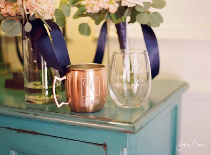Wedding Details Beer glasses, Wedding details, Glassware