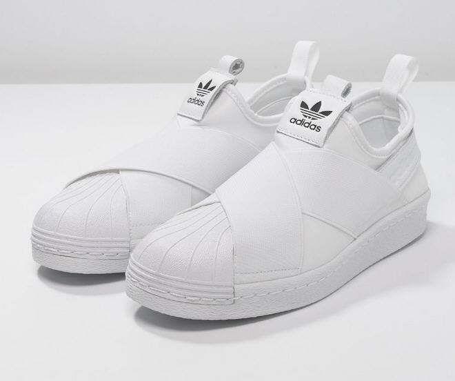 adidas superstar blancas zalando