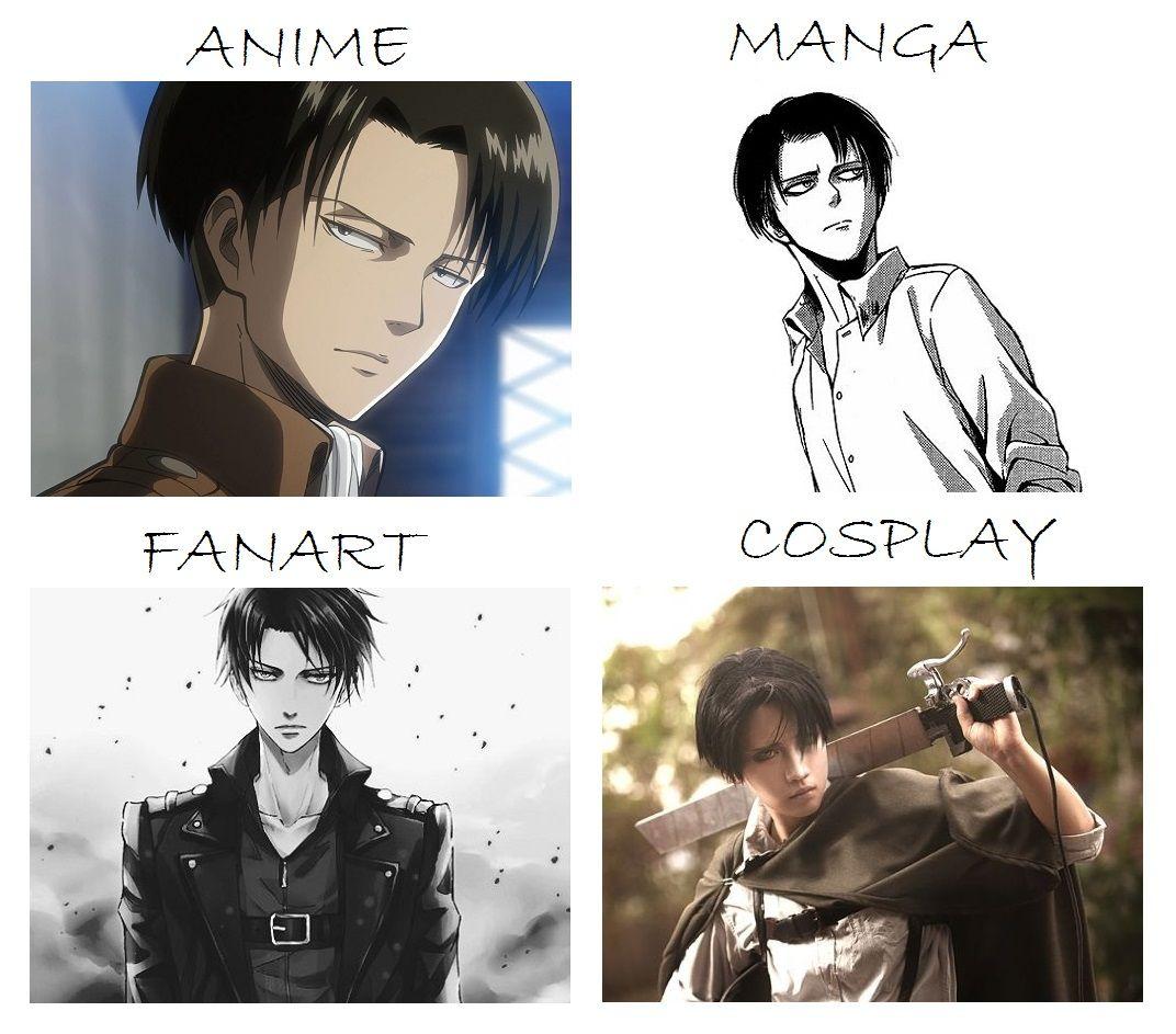 Anime/manga: Shingeki No Kyojin