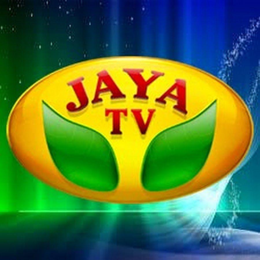 Live Jaya TV, Watch Jaya TV live streaming on yupptv.in