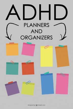 organizing tips for add adults