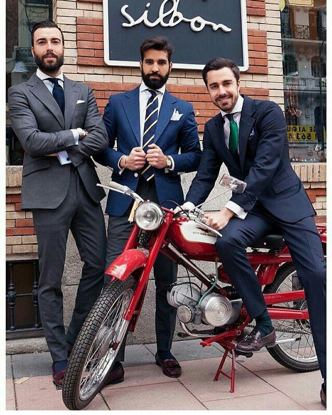 Men's Style Inspiration 👑