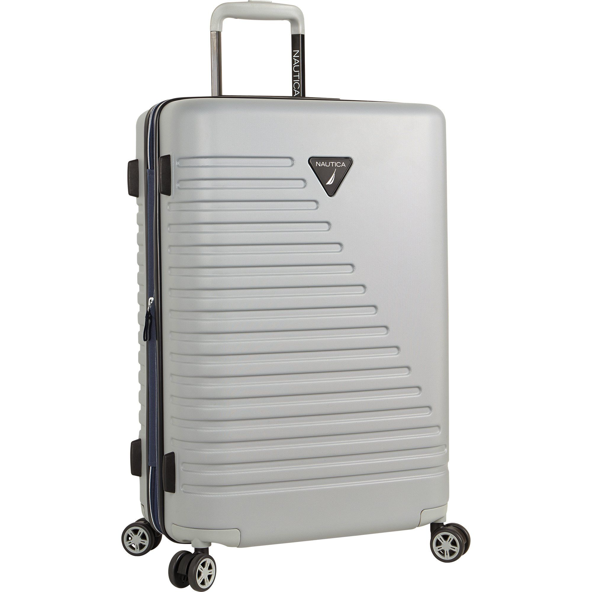 1b3b99ad4d93 Nautica Flagship Carry On 20 inch Hardside Expandable Spinner ...