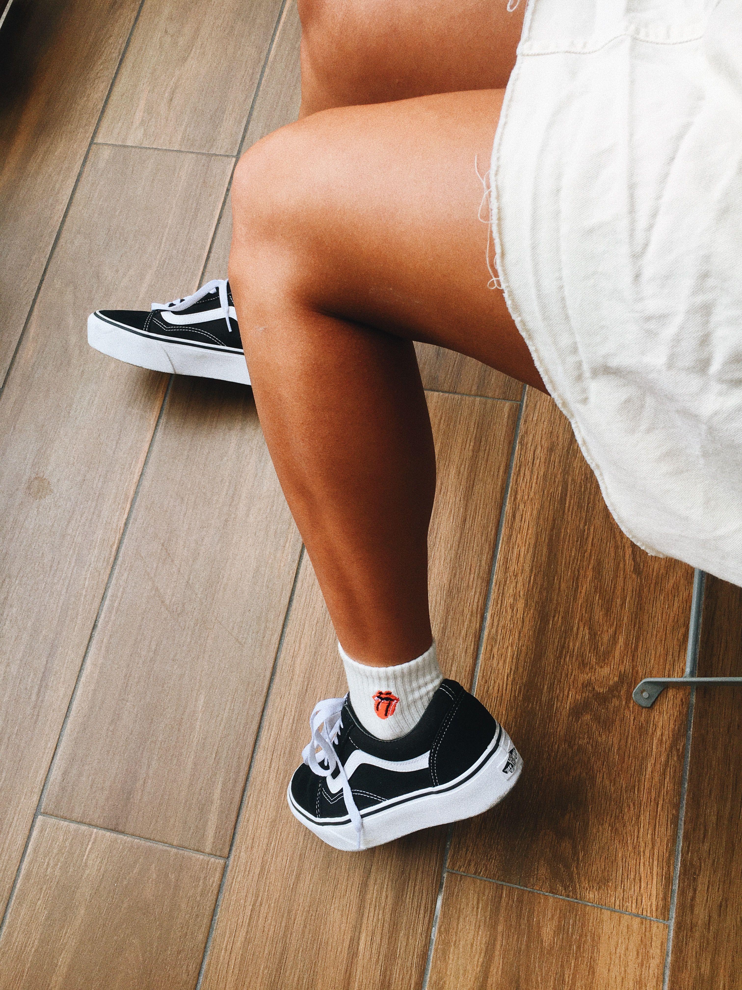 zapatos lgtb mujer vans