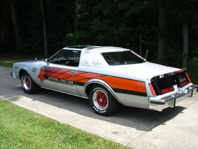 1976 Buick Century Free Spirit Indy 500 Pace Car Replica Left Rear Classic Cars Muscle Buick Cars Buick Century