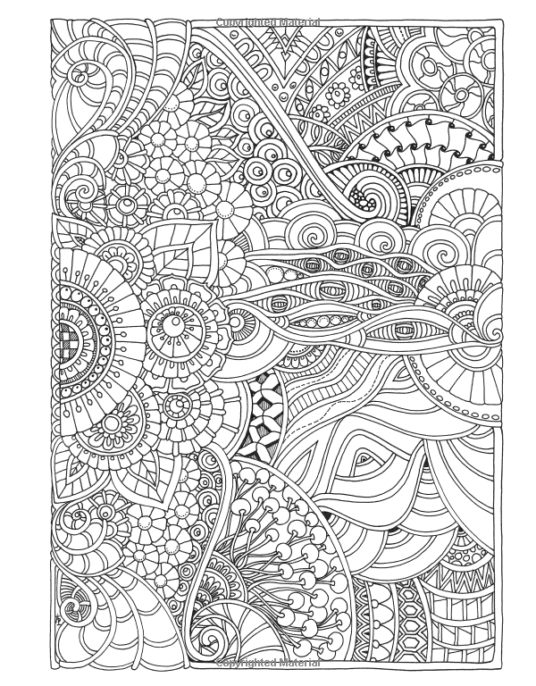 Amazon Com Angela Porter S Zen Doodle Designs New York