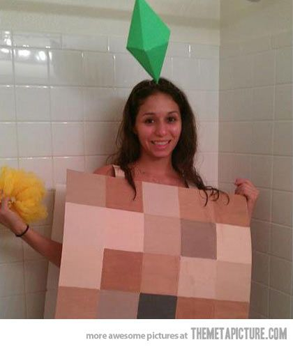 How To Make A Sims Halloween Costume