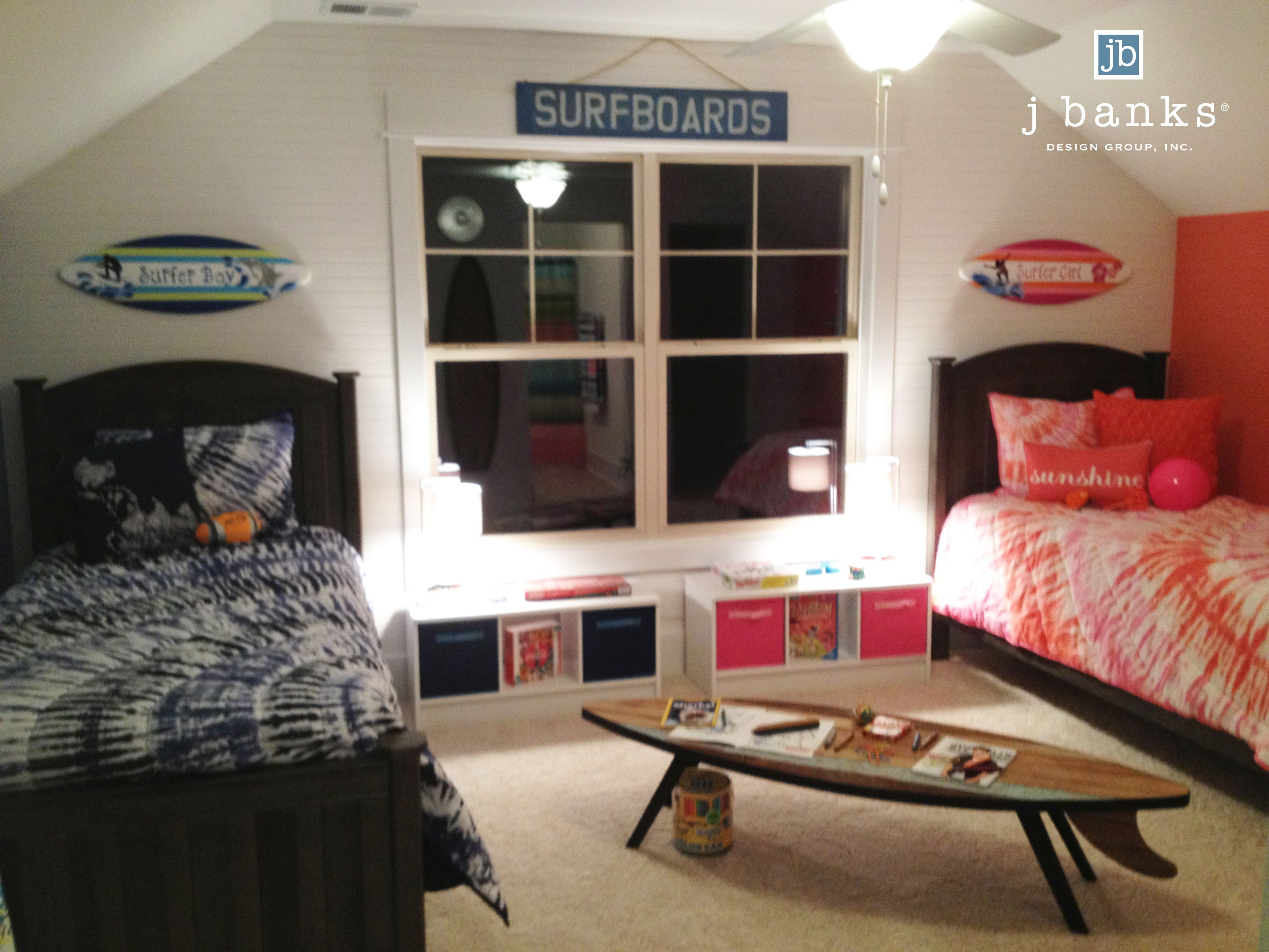Shared Bedroom Ideas For Teenage Brothers